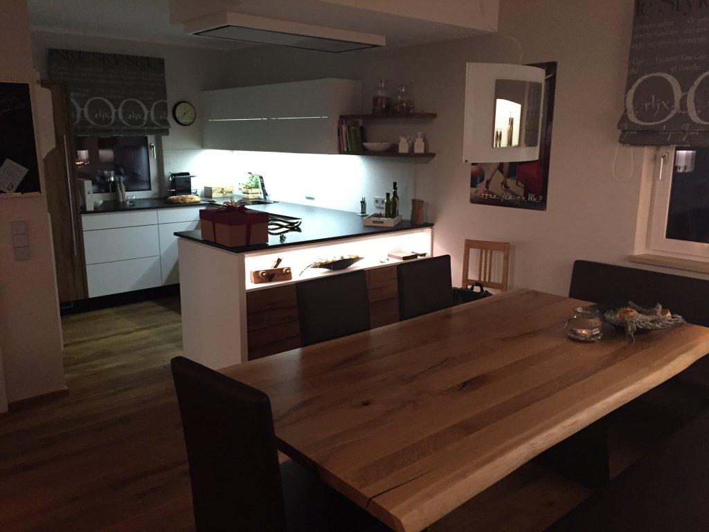 Küche | P.max Maßmöbel - Tischlerqualität Aus Österreich Offene Wohnkuche Mit Wohnzimmer