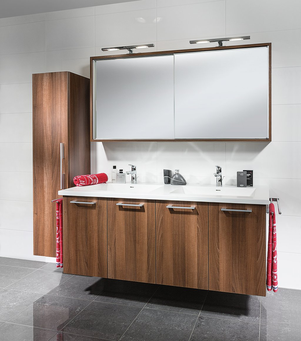 doppelbad p max ma m bel tischlerqualit t aus sterreich. Black Bedroom Furniture Sets. Home Design Ideas