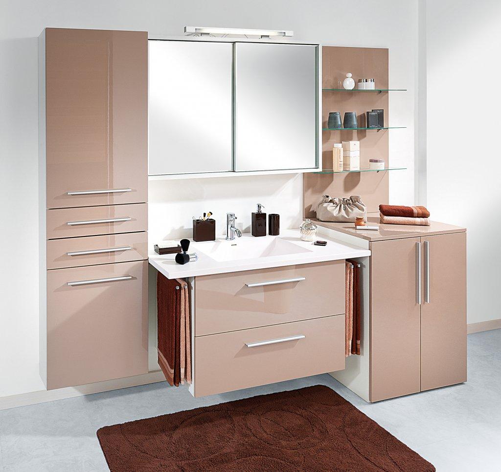 Waschmaschinenverbau p max ma m bel tischlerqualit t for Badezimmer xora