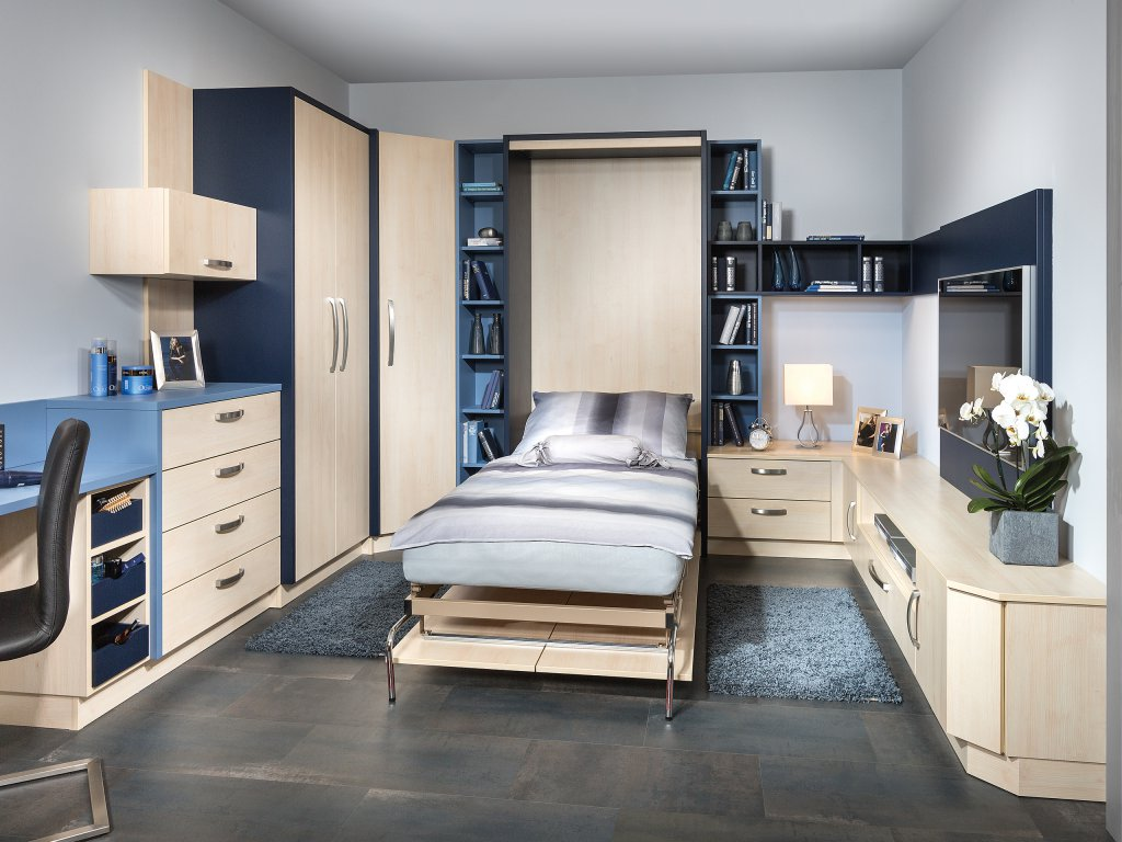 jugendzimmer mit schr gen kreative ideen f r design und wohnm bel. Black Bedroom Furniture Sets. Home Design Ideas