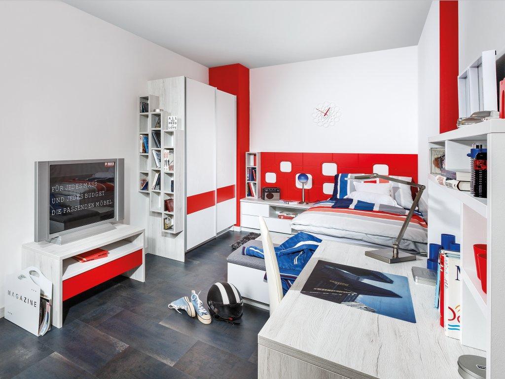 Bezaubernd Einrichtung Jugendzimmer Foto Von Schwebetürschrank. Schwebetürschrank. Planungsbeispiel Max 0067