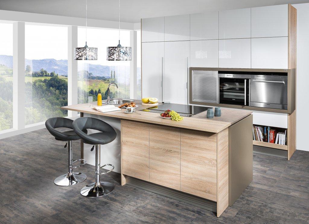 inselküche | p.max maßmöbel - tischlerqualität aus Österreich