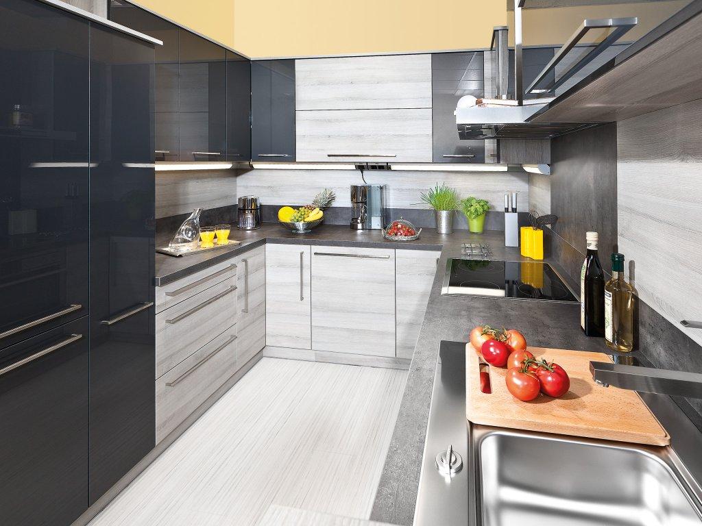 planungsbeispiel max küche 0007 | p.max maßmöbel ... - Apothekerschrank Für Küche
