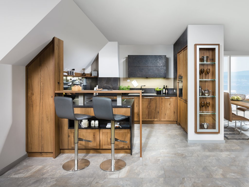 u-küche | p.max maßmöbel - tischlerqualität aus Österreich