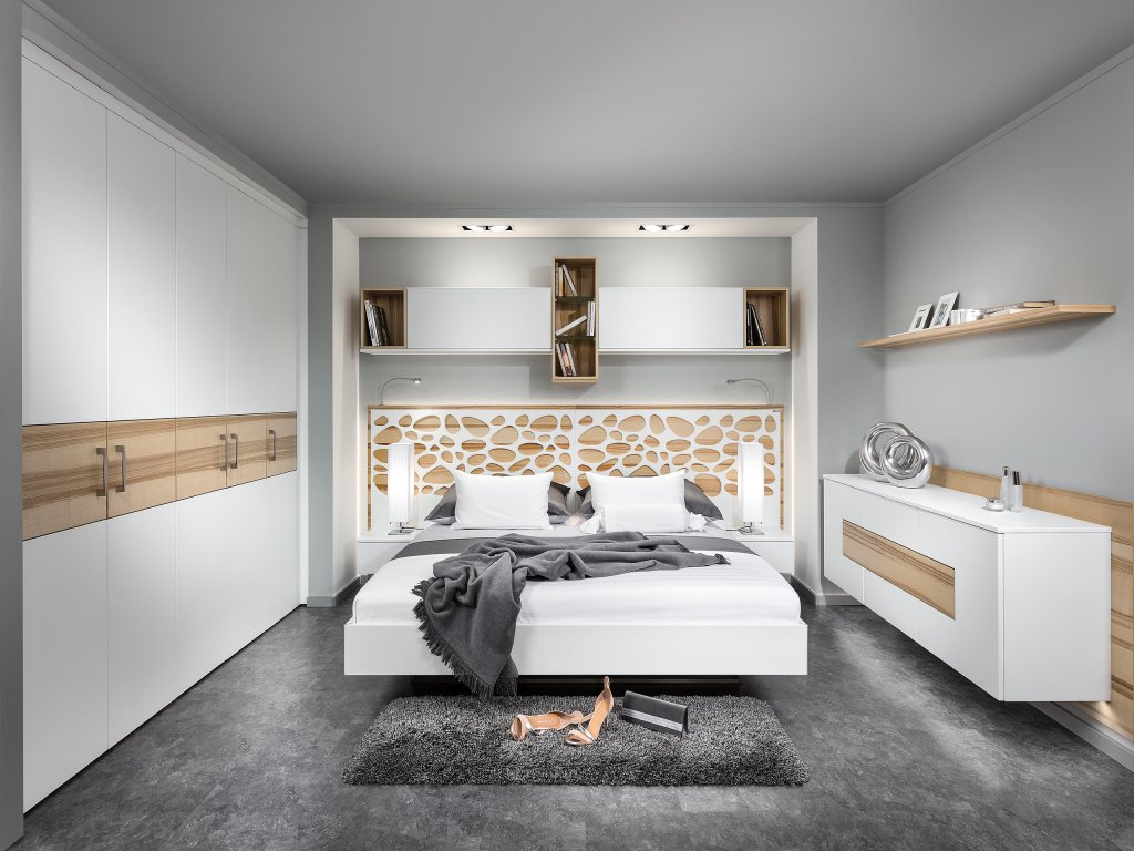 schlafzimmer modern g nstig inspiration. Black Bedroom Furniture Sets. Home Design Ideas