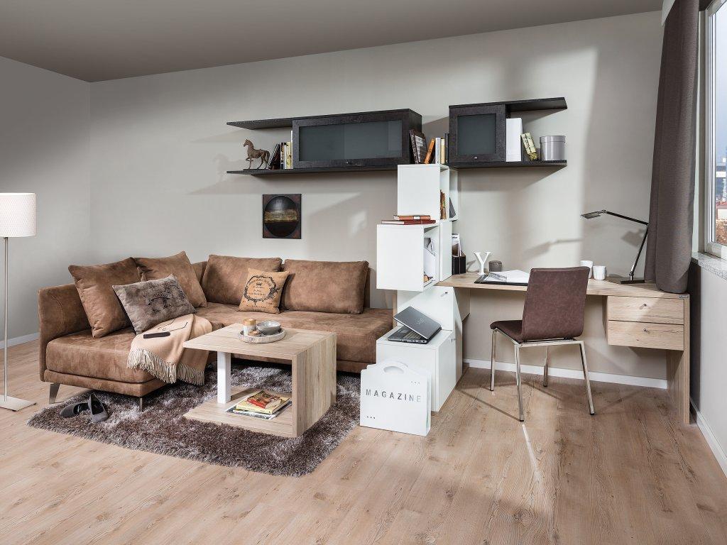 schreibtisch wohnzimmer interior design und m bel ideen. Black Bedroom Furniture Sets. Home Design Ideas