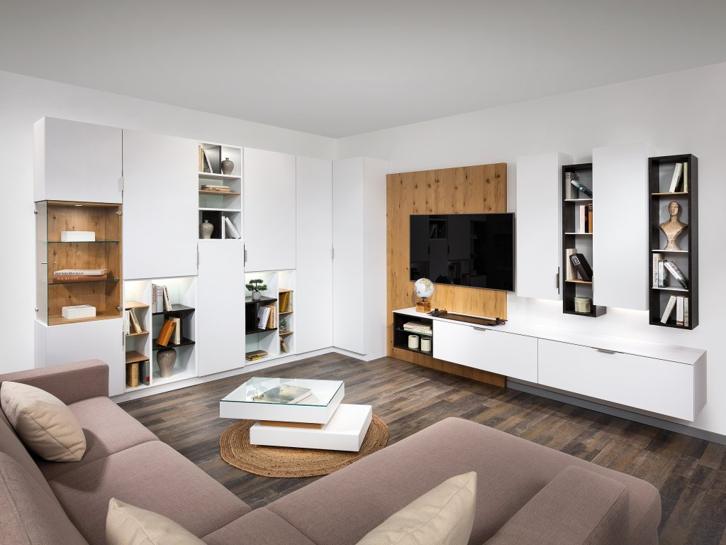 Wohnzimmer Pmax Maßmöbel Tischlerqualität Aus österreich
