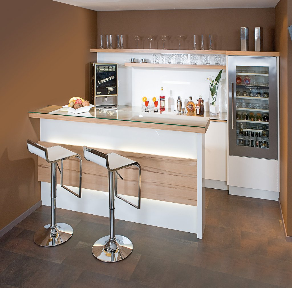 Awesome Bar Im Wohnzimmer Pictures - Moderne Vintage ...