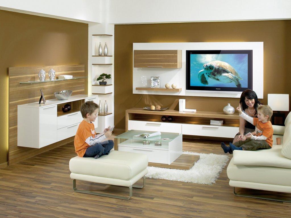 fernseh wohnwand best fernseh wohnwand with fernseh. Black Bedroom Furniture Sets. Home Design Ideas