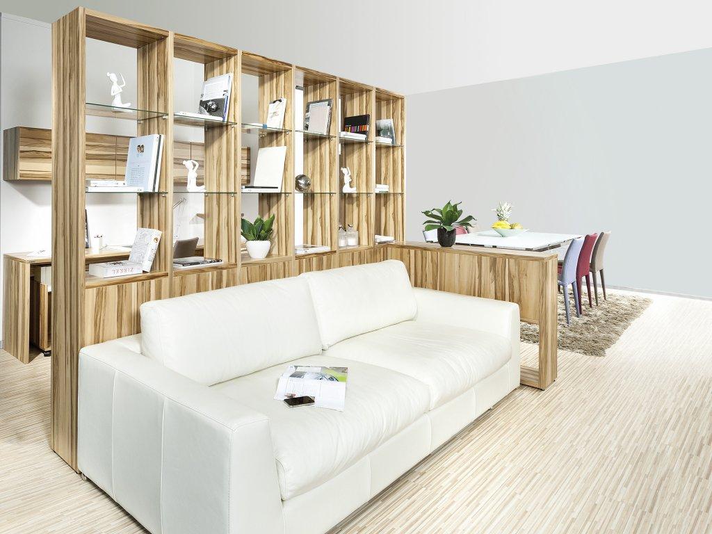 Elegant Planungsbeispiel MAX Wohnzimmer 0080. Computer Schreibtisch