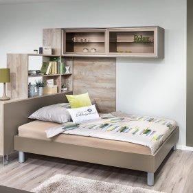 Jugendzimmer mit Bettanlage