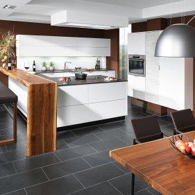Bar für küche  Planungsbeispiel MAX Küche 0018 | P.MAX Maßmöbel ...