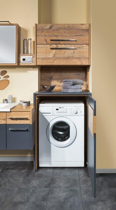 Waschmaschinenverbau. Waschmaschinenverbau