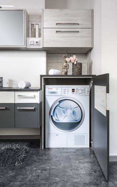 Waschmaschinenverbau