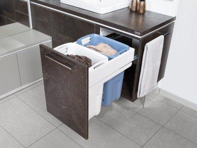 Wäsche-Auszug