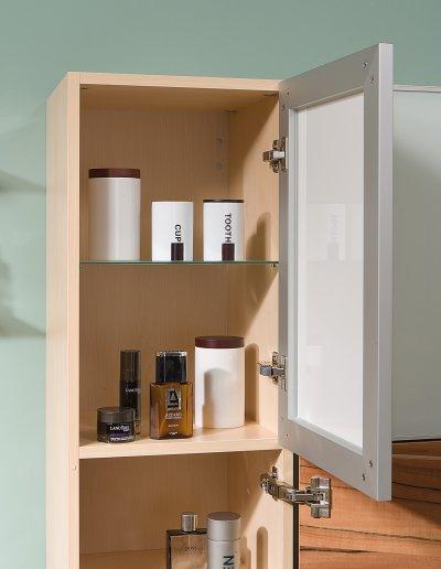 Badezimmer p max ma m bel tischlerqualit t aus sterreich for Badezimmer rollcontainer design
