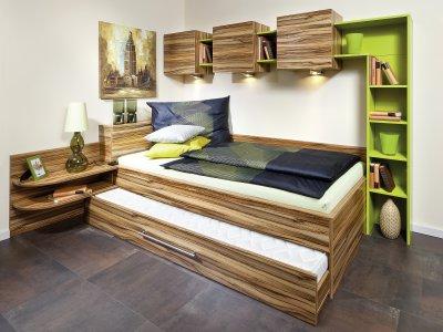 Planungsbeispiel max jugendzimmer 0027 p max ma m bel for Jugendzimmer mit doppelbett