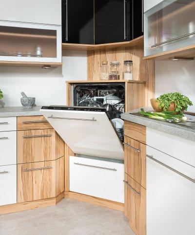 planungsbeispiel max küche 0035 | p.max maßmöbel ... - Küche Mit Geschirrspüler