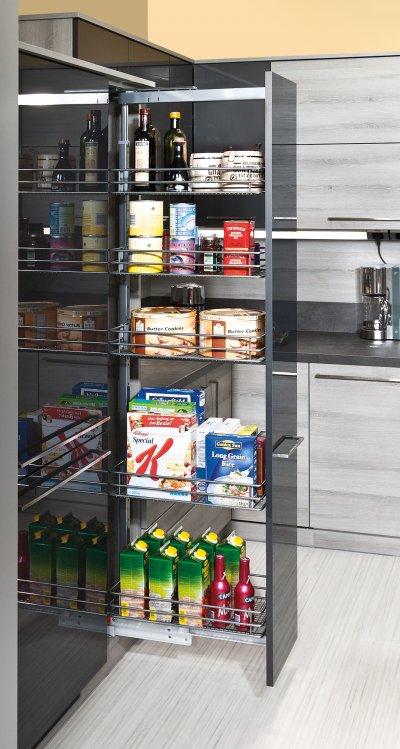 u-küche | p.max maßmöbel - tischlerqualität aus Österreich - Apothekerschrank Für Die Küche
