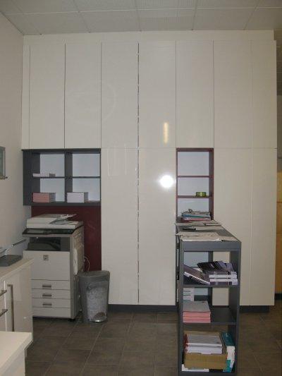 Büro-Schrankwand