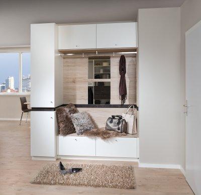 Integriertes Vorzimmer