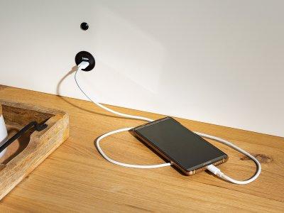 USB-Kabelstecker
