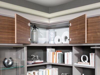 wohnzimmer | p.max maßmöbel - tischlerqualität aus Österreich - Eckschrank Wohnzimmer Modern