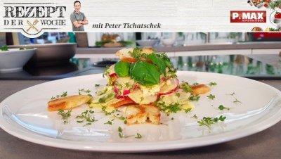 Knackiger Radieschensalat