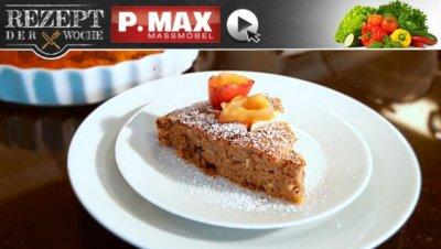 Rezept der Woche: Saftiger Schoko Apfelkuchen
