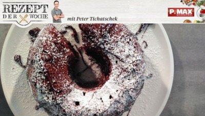 Schoko Sauerkraut Kuchen.