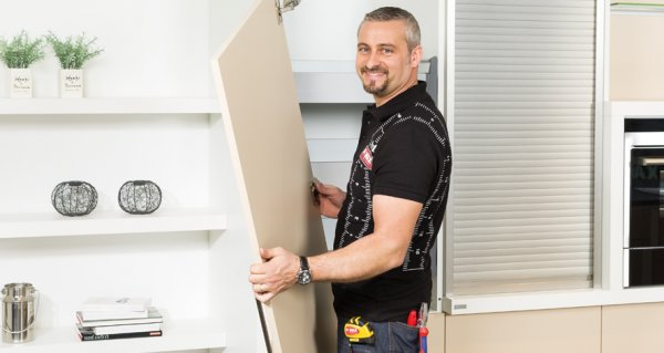 P.MAX Maßmöbel mit Tischler-Montageservice