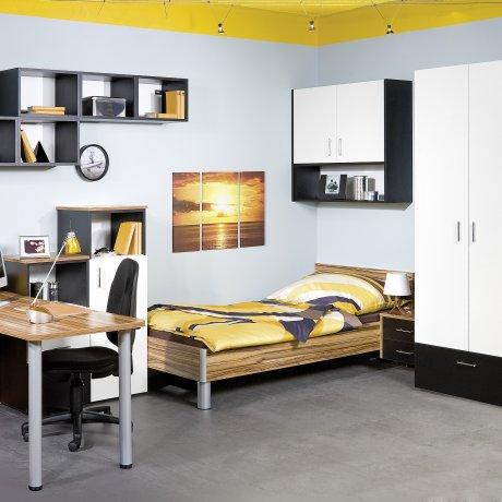 einzelbetten p max ma m bel tischlerqualit t aus sterreich. Black Bedroom Furniture Sets. Home Design Ideas