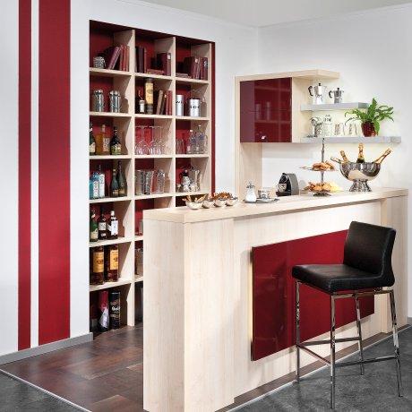 Bar PMAX Maßmöbel Tischlerqualität Aus Österreich - Theke wohnzimmer