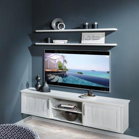 TV-Anrichte mit Borde