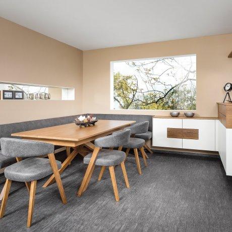 Wohnzimmer mit Sitzgruppe