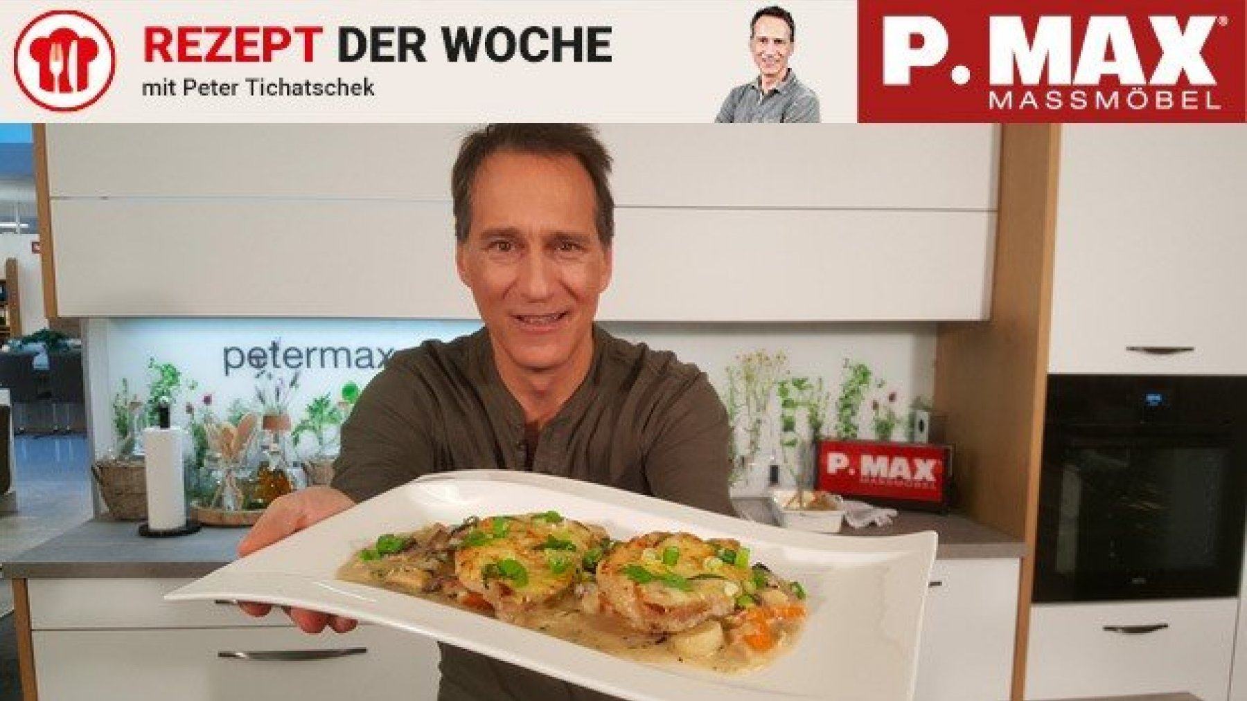 Kotelett-Auflauf mit Pilzen